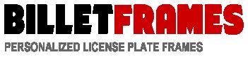Billet Frames Logo